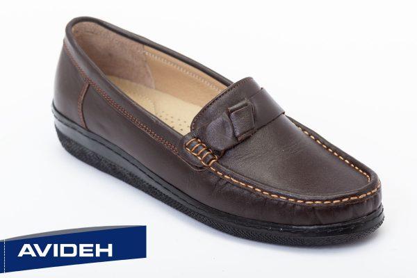 کفش چرمی آویده مدل 111