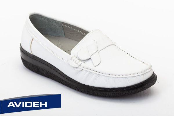 کفش چرمی آویده مدل Av-0401110